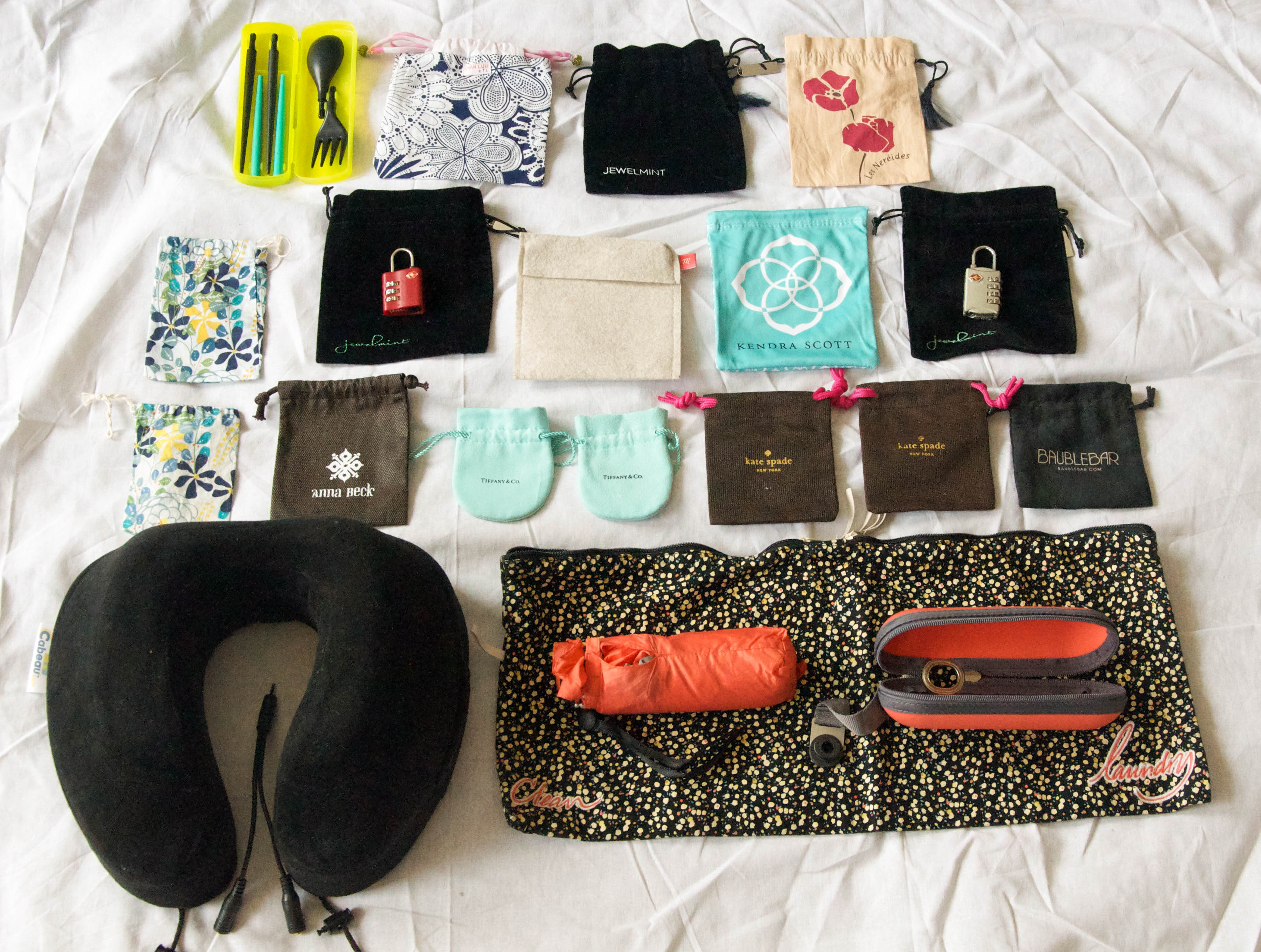 Routine Travel Items