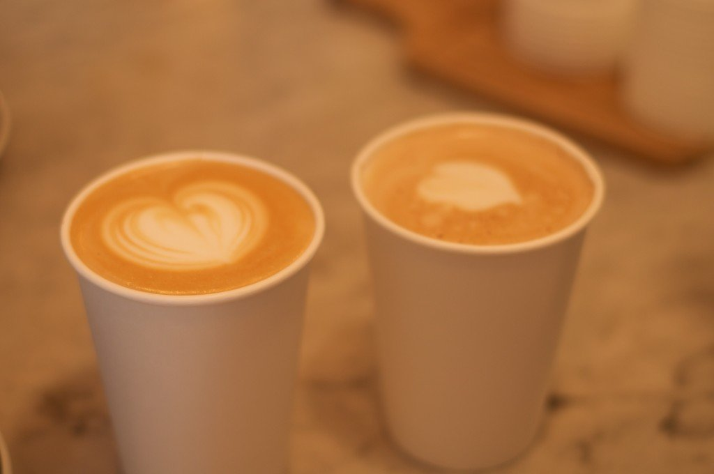 Tatte - coffee