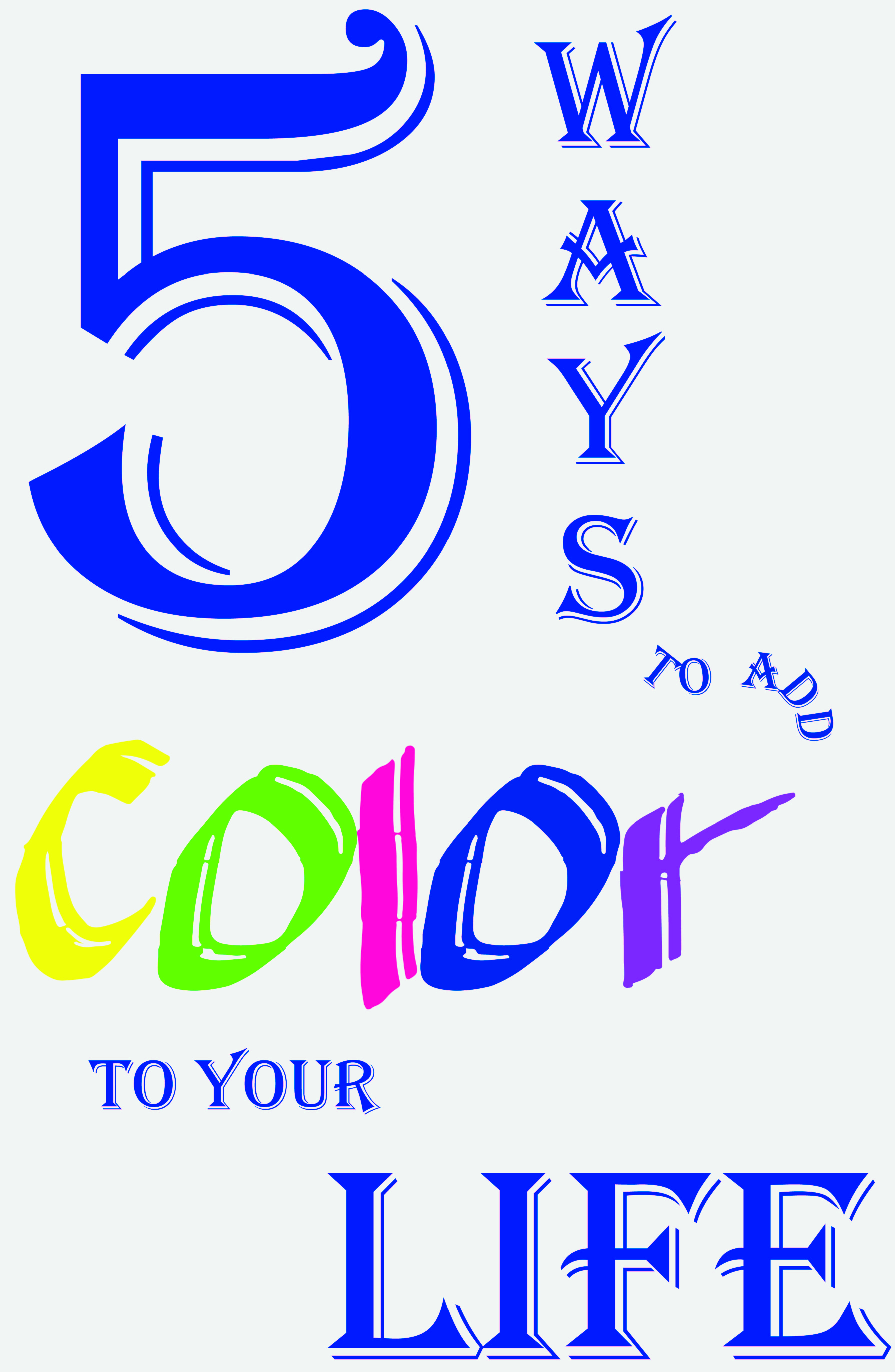 5 Ways to Add Color-01