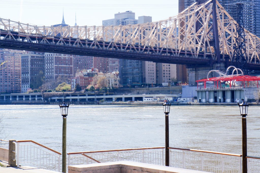 View of Queensboro Bridge