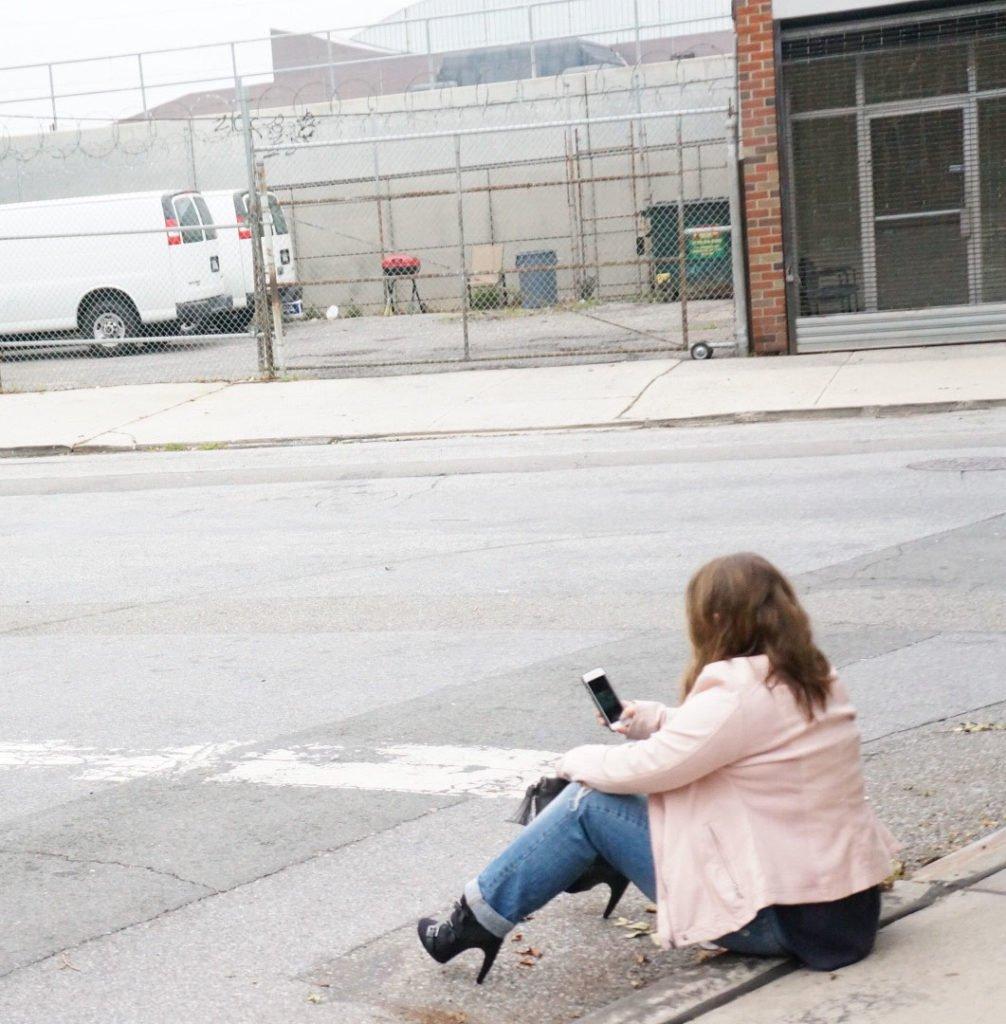 sitting-down