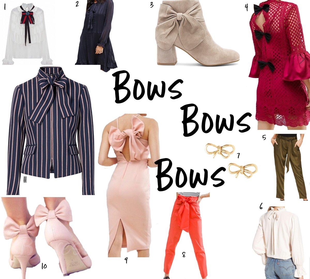 Bows-Bows-Bows