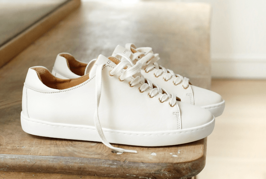 The Luxe Life - Sezane Sneakers