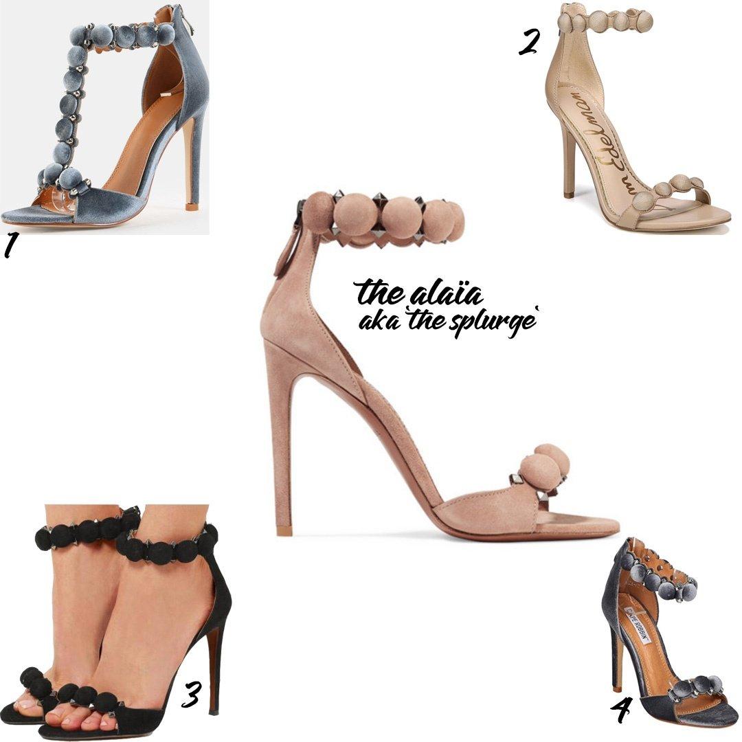 Heel-sandals---Alaia