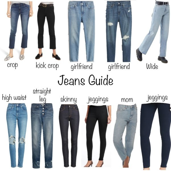 I Hate Shopping For Jeans – A Jeans Primer