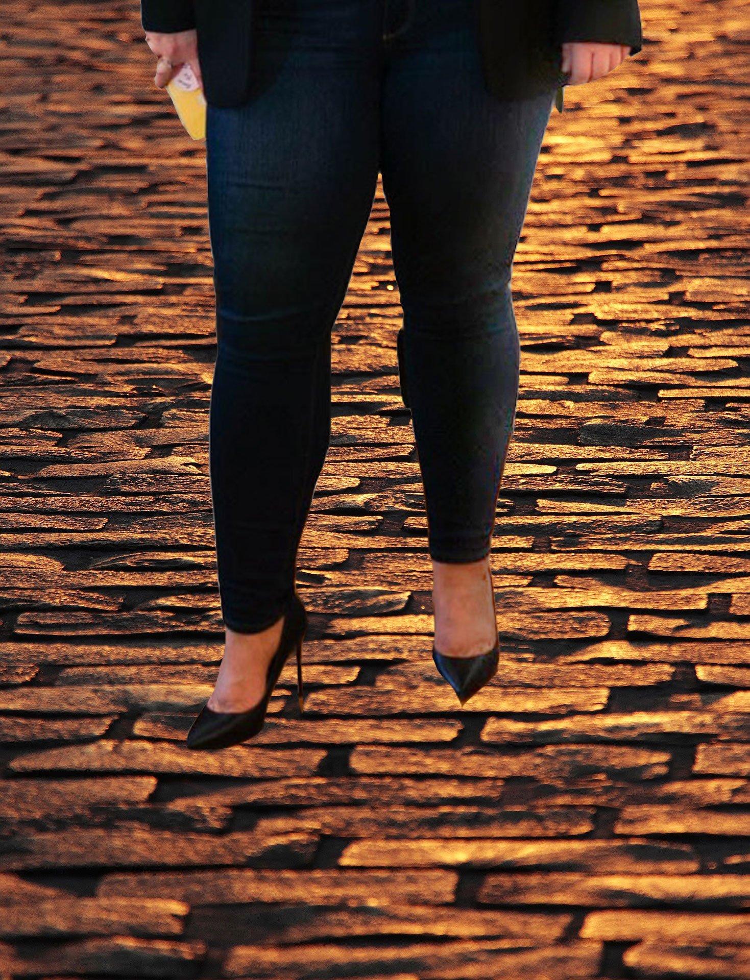 Designer-Jeans