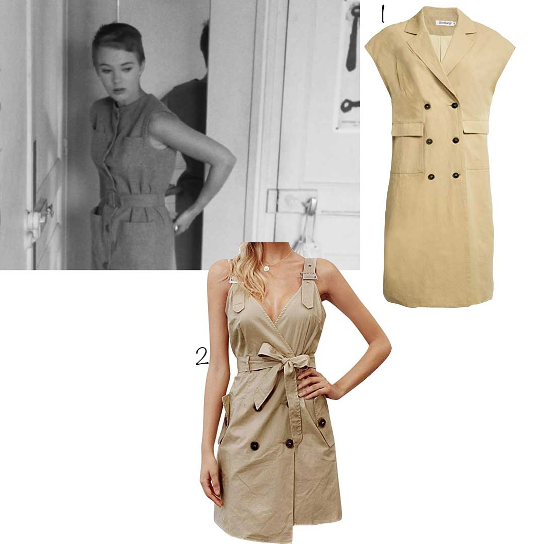 trench-dresses