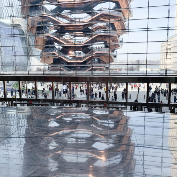 Checking Out The Newest Mall in NYC: Hudson Yards