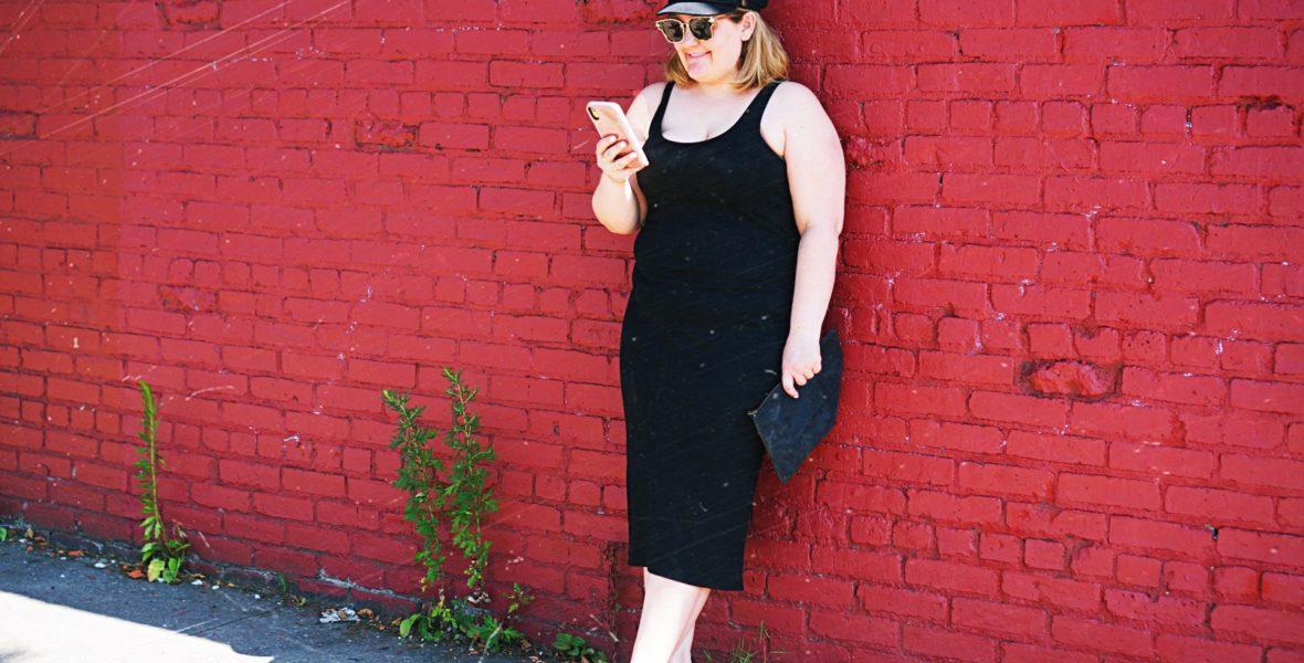 One Black Dress Styled Three Ways
