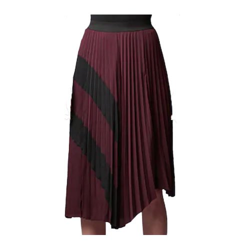 Pleated Vera Wang Skirt