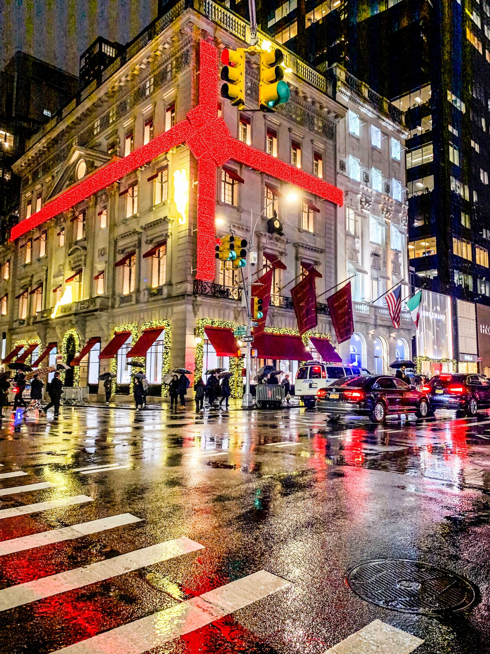Cartier in NYC