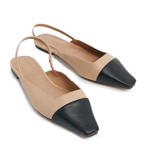 Faux Chanel - shoes