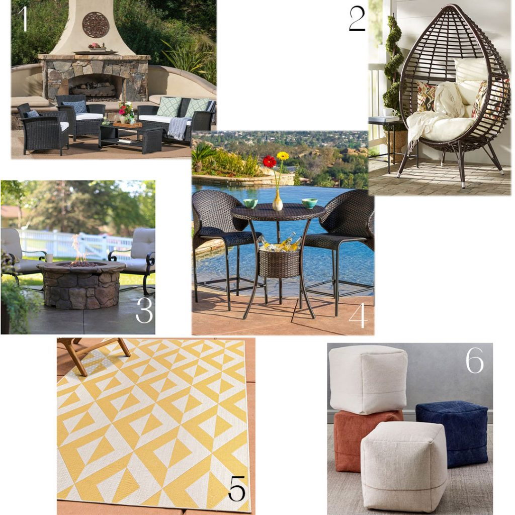 Lots of Outdoor space Picks