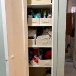 Organization - Finished Linen Closet
