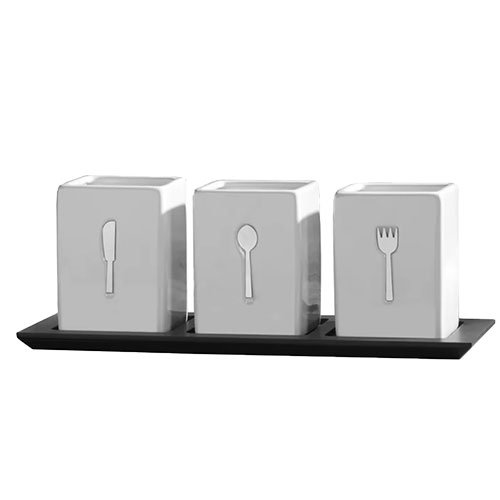 Flatware organization - caddy
