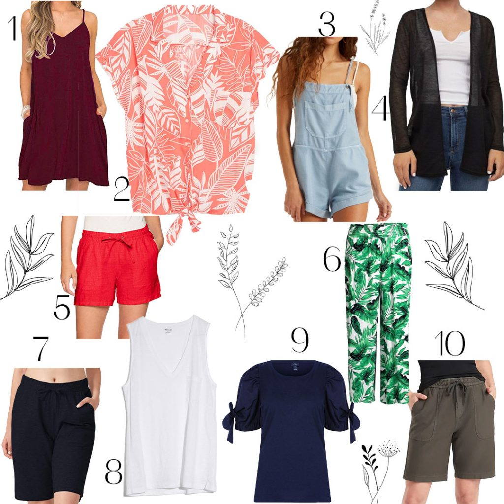 Comfies - 10 choices